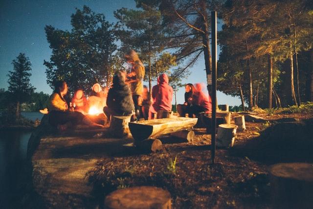 Voordelen van kamperen